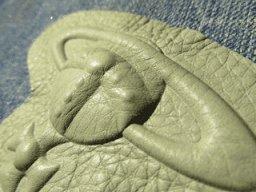 lavorazione 3d siliconica su pelle